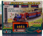 Kato 10-501-1  N Scale Steam Locomotive Battery Powered Train Set